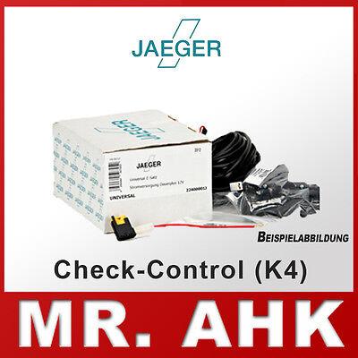 JAEGER Kurzadapter Adapter Minikurzadapter von 7 auf 13-polig 62400001