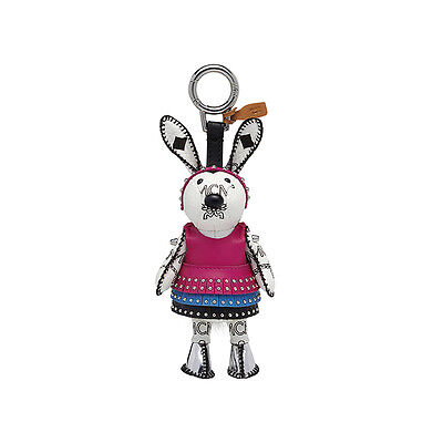MCM Animal Doll Cham Bisetoseu LRabbit Other Accessories MYZ6SXL30WT White Color