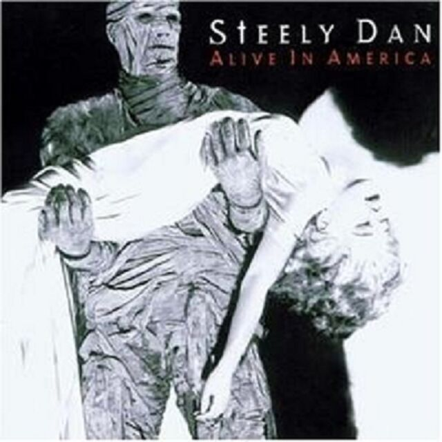 """STEELY DAN """"ALIVE IN AMERICA"""" CD 11 TRACKS NEU"""