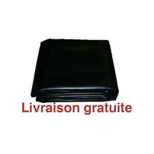Housse de protection / Faux Leather Fitted Billiard Table Cover 9