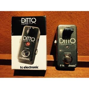 Pédale Ditto TC Electronics