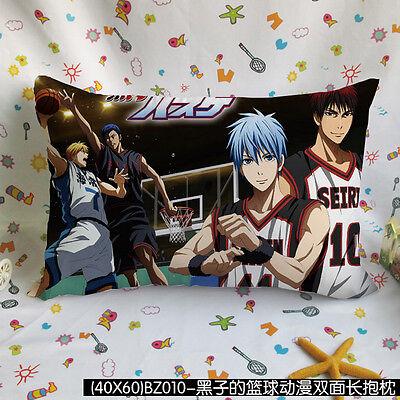Kuroko no Basuke Kuroko's Basketball Anime Manga Kissen Sitzkissen 40x60cm (Kuroko Kissen)