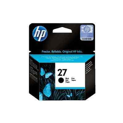 HP Tintenpatrone C8727A schwarz Nr.27 ORIGINAL