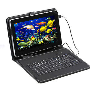 "42% Savings! 10.1"" Google Android 4.03 Tablet PC 8GB 1GB DDR3 HDMI Bundle Keyboard&Earphones"