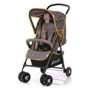 Poussette Hauck stroller , super light/leger  and compact