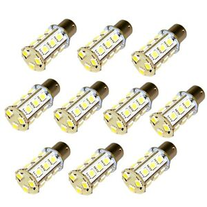 10x-BA15s-LED-Bulb-replacement-for-1141-1156-RV-Tail-Light-Interior-Light