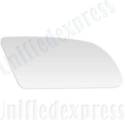 (REPLACEMENT-MIRROR-GLASS(CONVEX)+ADHESIVE PAD~POWER/MANUAL RIGHT PASSENGER SIDE)