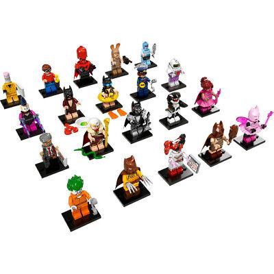 NEW LEGO Batman Movie Series 71017 Minifigures Minifigure  YOU CHOOSE