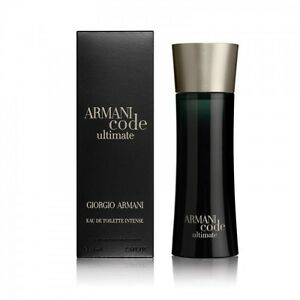 Armani Code Ultimate 75ml by Giorgio Armani for Men