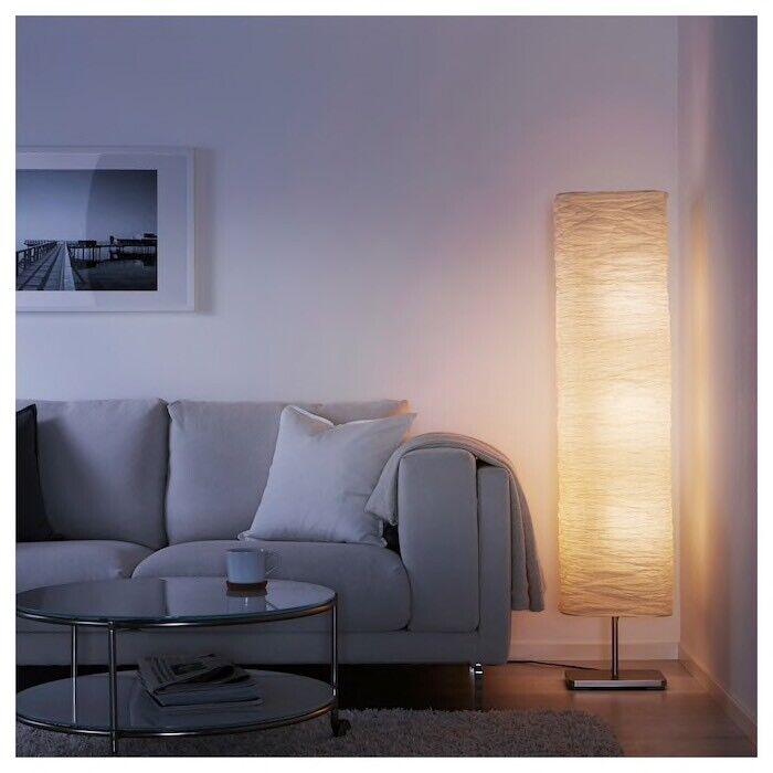 Ikea Magnarp Floor Lamp X 2 With Bulbs In Leytonstone London Gumtree