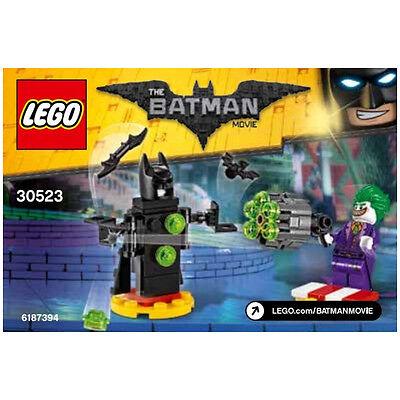LEGO Batman Movie The Joker Battle Training Set 30523 Polybag New