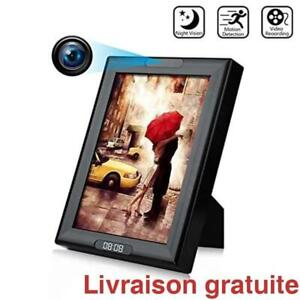 Camera cachee, sans fil WiFi dans cadre photo / WiFi Hidden Spy Camera Photo Frame