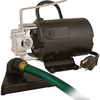 NEW Star Water Pump HPP360 Garden Hose Mini Utility Transfer Pump 120V Electric