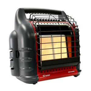 Big Buddy by Mr. Heater Portable Radiant Heater Hunting/Camping