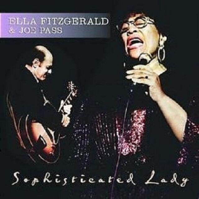 ELLA/PASS,JOE FITZGERALD - SOPHISTICATED LADY  CD NEU