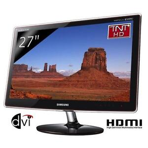"Samsung 2770B 27"" Monitor HD TV"