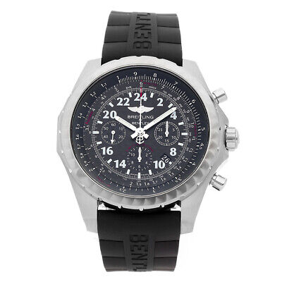 Breitling Bentley 24 Hour Limited Edition Steel Manual 49mm Mens AB022022/BC84