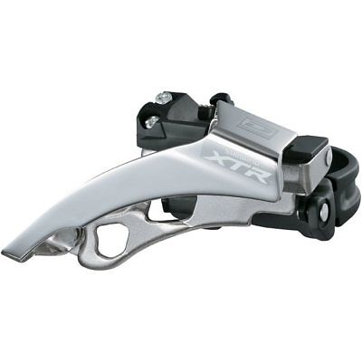 Shimano XTR M980 10 Speed Triple Front Derailleur - Dual Pull Multi Fit ()