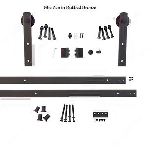 Brand New Rustic Barn Door Sliding Barn Door Hardware Soft Close Oakville / Halton Region Toronto (GTA) image 7