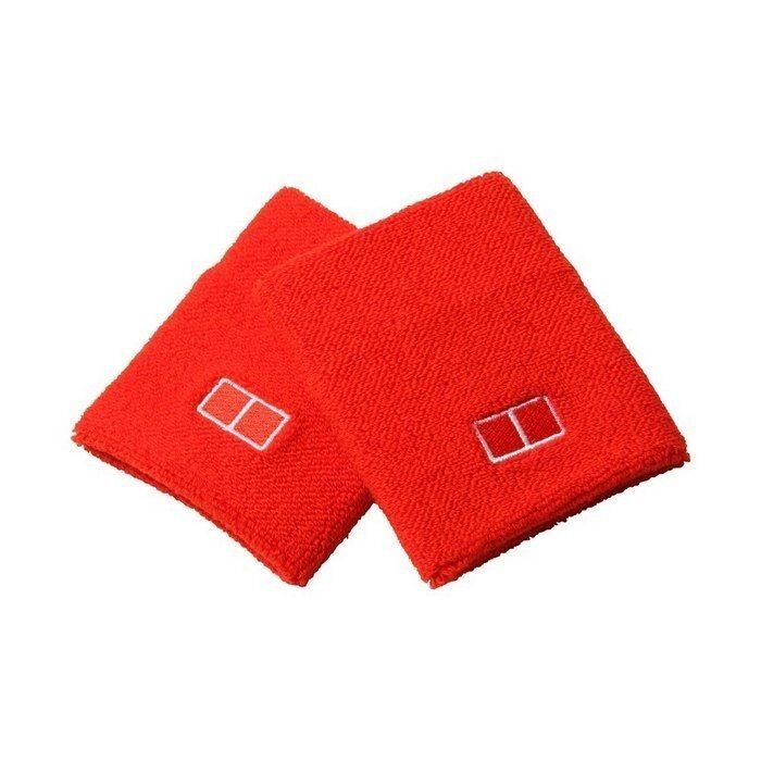 New NWT UNIQLO Federer Set of 2 Wristbands Kei Nishikori Tennis Red FEDERER