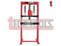 Mcanax Hyraulic Shop Press 12 Ton Floor Press 51201 Ty12003 Hydraulic Press Shop Press Lifting Press
