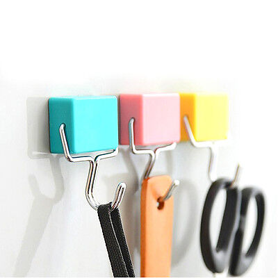 Super Suction Magnetic Hooks To Hang Free Microwave Refrigerator Trace Nail