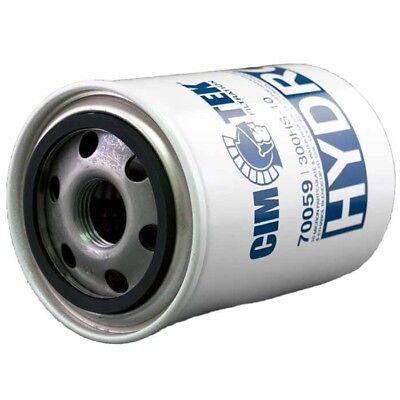 Cim-tek 70059 300hs-10 Spin-on Dispense Filter 10 Micron Rating 12 Pack