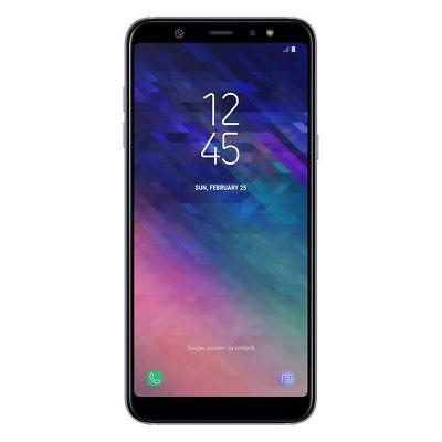 Samsung Galaxy A6+ PLUS A605F DUAL SIM 32GB 6' ITALIA NUOVO Lavender Viola