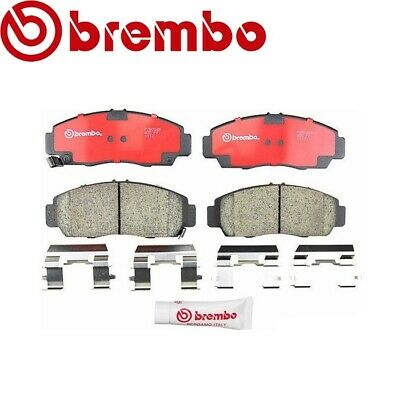 For Acura CL RL TL TSX Honda Accord Disc Brake Pads Front 3.5L l4 Brembo P28034N