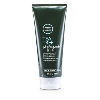 Paul Mitchell TEA TREE Styling Wax (Definition and control) 200ml (one pcs)