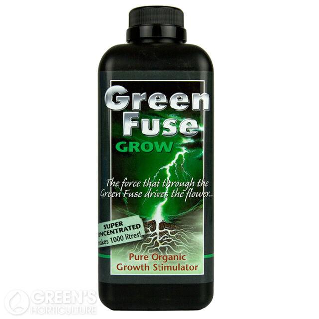 green fuse grow 300ml free syringe