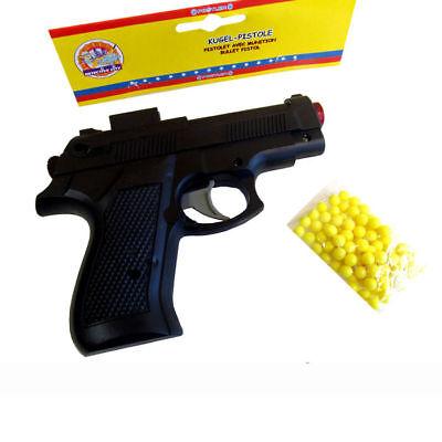 NEU Pistole 14,5 cm, mit 90 Kugeln
