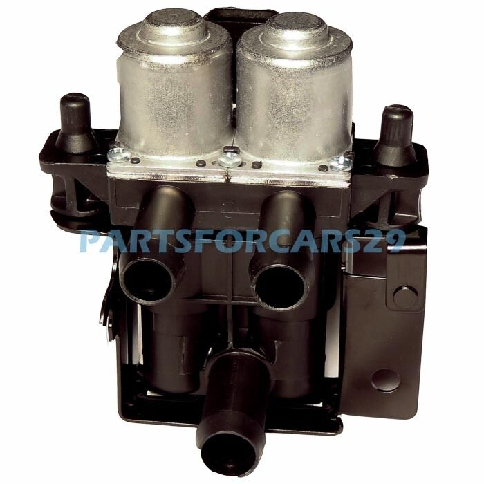 NEW HEATER CONTROL ASSEMBLY Fits LINCOLN LS and JAGUAR XR8-22975  5 PORT VALVE