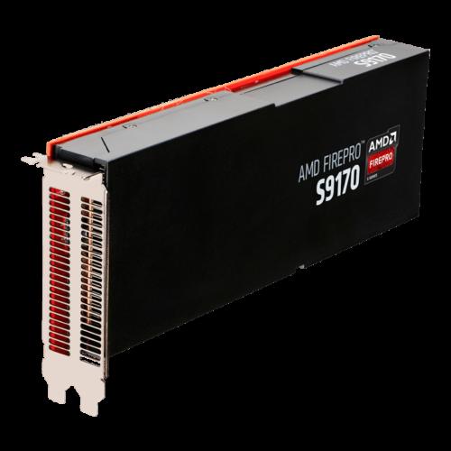 AMD FirePro S9170 Server-GPU 32 GB GDDR5 PCIe 3.0-Grafikkarte 100-505982
