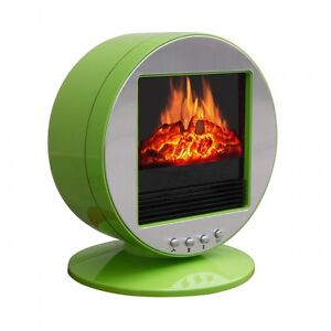 Sale!  Desktop Fireplace/Space Heater - 2 colours!
