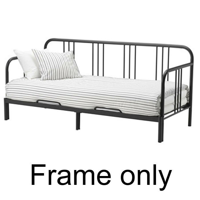 New Metal Sofa Bed From Ikea No Mattress Included Rrp 259