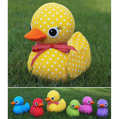 Five Little Ducks SEWING PATTERN by Melly & Me - Softie Toy Cute Boys Girl