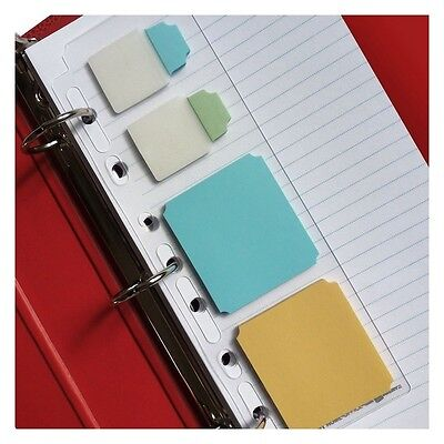 Martha Stewart Home Office With Avery Planner Insert Notetabs Sticky Notes Tabs