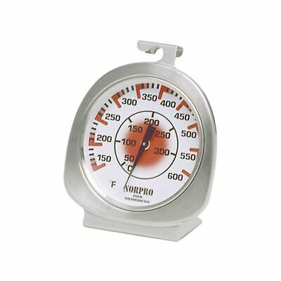 Norpro #5973 Stainless Steel Oven Thermometer