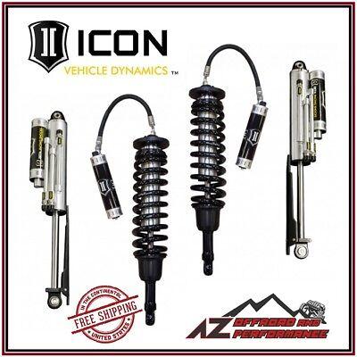 ICON 3.0 Performance Suspension System Stage 1 2010-2014 Ford F150 SVT Raptor
