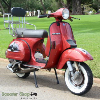 VESPA PX 200! 0% FINANCE AVAILABLE! SAME DAY RIDE AWAY!