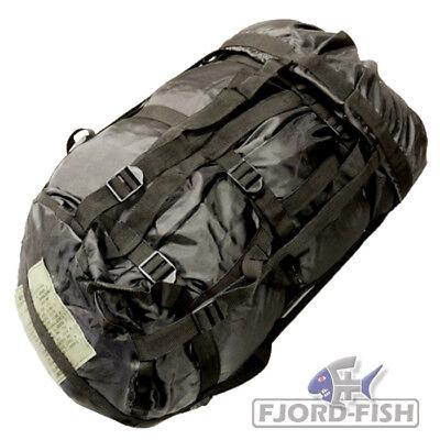 US Kompressionssack schwarz Schlafsack Tasche Hülle Packsack Sacke Tasche NEU