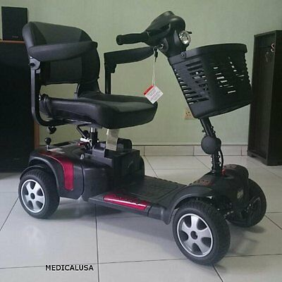 NEW Drive Heavy Duty 4 Wheel Mobility Scooter Phoenix HD PhoenixHD4 Cart Vehicle