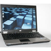 HP EliteBook 6930p Laptop Core2 Duo 2.4GHz iFi 4GB RAM 160GB HDD