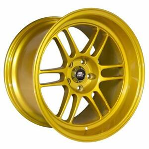 MST Suzuka Candy GOLD  18x9.5 +12 | 18x11 +12 5X114.3 in stock @ jspec