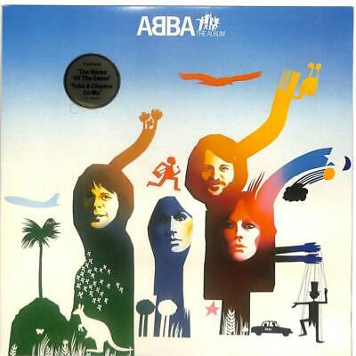 ABBA - The Album - Gatefold - LP Vinyl Record