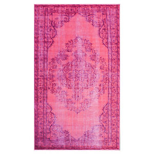 Brand New Pink 4x6ft Rug(s) - Still in Package - 2 AVAILABLE