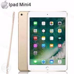 BNIB Apple iPad mini 4 128GB With Wi-Fi - Gold SEALED