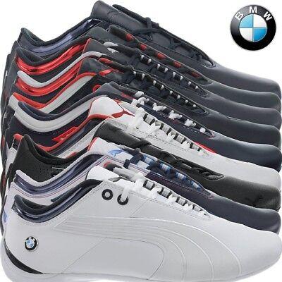 Puma BMW MS Future Cat M1 2 Herren-Sneaker blau oder weiß Freizeitschuhe NEU ()