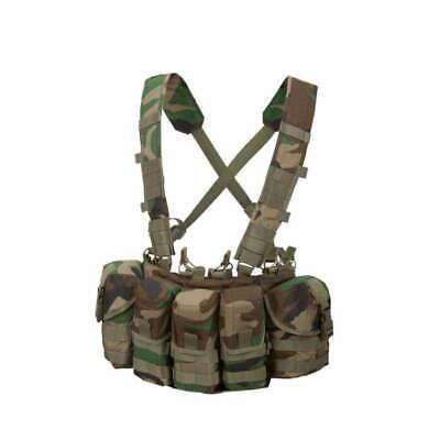 NEU Original US Weste Grenade Carrier Einsatzweste BW Modular System woodland
